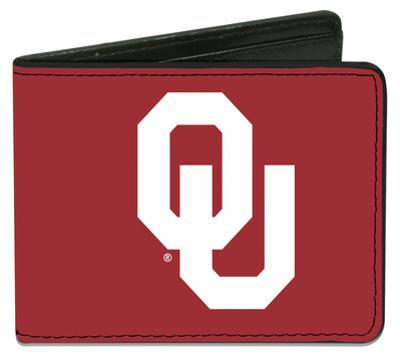 University of Oklahoma Logo Wallet