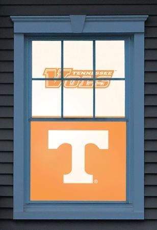 University of Tennessee Smokey IX Dual WOWindow Poster