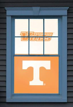 University of Tennessee Smokey IX Dual WOWindow Poster