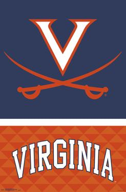 UNIVERSITY OF VIRGINIA poster 18