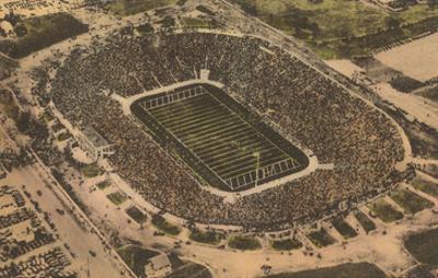 University Stadium, Ann Arbor, Michigan
