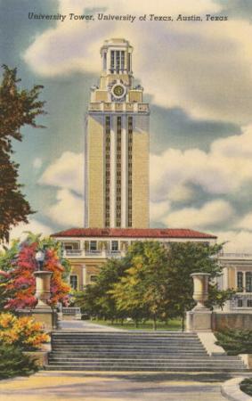 University Tower, Austin, Texas