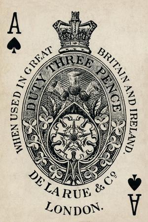 Ace of Spades, 1925