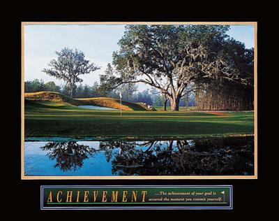 Achievement – Golf by Unknown