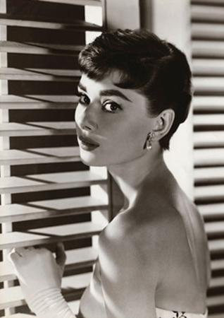 Audrey Hepburn – Blinds by Unknown