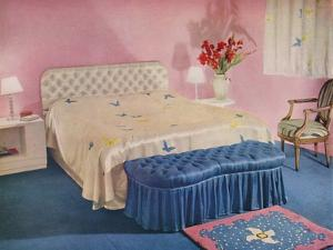 'Bedroom Designed by Green and Abbott, Ltd.', 1939 by Unknown
