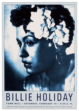 Billie Holiday, 1946 by Unknown
