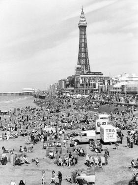 Blackpool tower, 1894 by Unknown