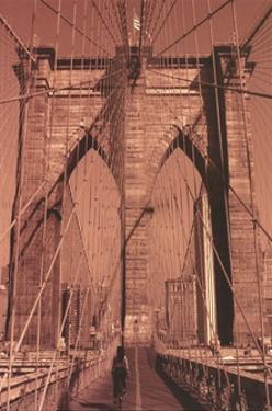 Brooklyn Bridge - tall by Unknown