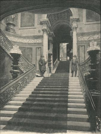 'Buckingham Palace: The Grand Staircase', 1886 by Unknown
