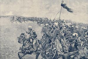 'Charge of the Mamelukes at the Battle of Austerlitz', 1896 by Unknown