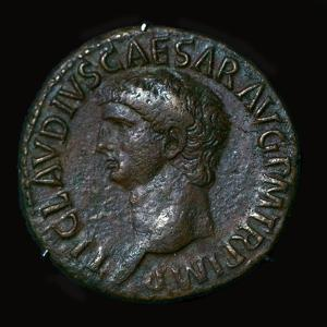 Copper As of Claudius, 1st century by Unknown
