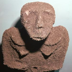 Coral figure from the Torres Straits Islands by Unknown
