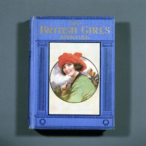 Cover of The British Girl's Annual, 1923 by Unknown