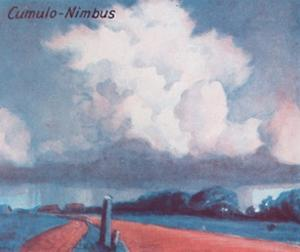 'Cumulo-Nimbus - A Dozen of the Principal Cloud Forms In The Sky', 1935 by Unknown