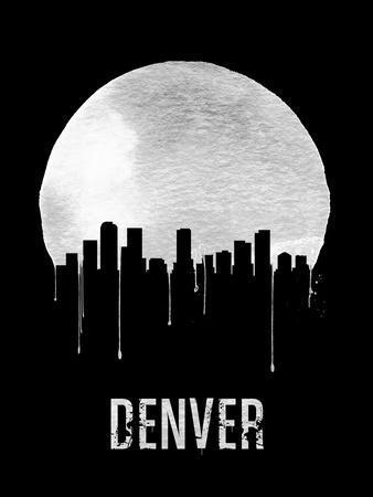 Denver Skyline Black