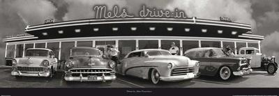 Drive-in San Francisco (Mel's) by Unknown
