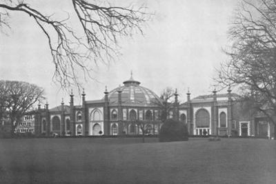 'Exterior of the Dome As It Is To-Day', 1939 by Unknown