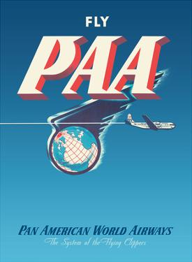 Fly PAA - Pan American Airways by Unknown