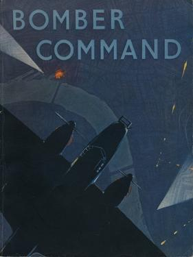 Front page of Bomber Command, 1941 by Unknown