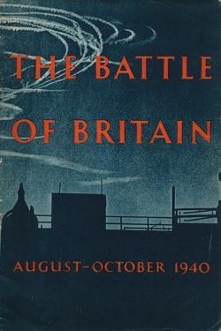 Front page of The Battle of Britain, 1943 by Unknown