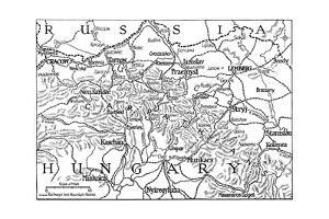 'Galicia and the Carpathian Passes', 1915 by Unknown