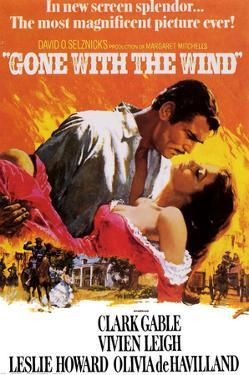 Gone with the Wind by Unknown