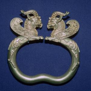 Griffin-headed Armlet. Artist: Unknown by Unknown