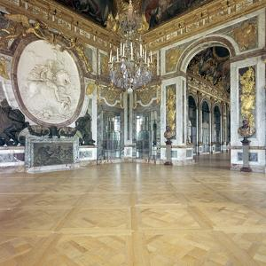 Hall of War at Versailles, 17th century by Unknown