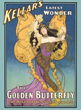 Harry Kellar's Latest Wonder - The Golden Butterfly by Unknown