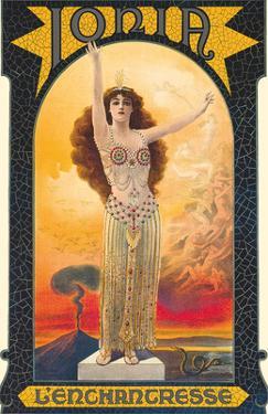 Ionia - The Enchantress (L'Enchantresse) by Unknown