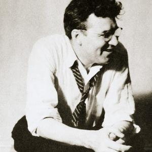 James T Farrell, American novelist, c1930s(?) by Unknown