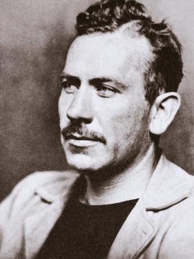 John Steinbeck, American novelist, c1939 by Unknown
