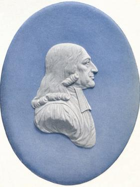 'John Wesley, (1703-1791)', c18th century, (1936) by Unknown