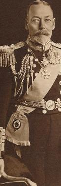 'King George V', c1935 (1937) by Unknown