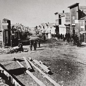 Leadville, Colorado, USA, 1870s by Unknown