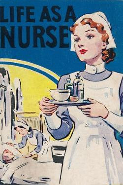 'Life as a Nurse', 1940 by Unknown