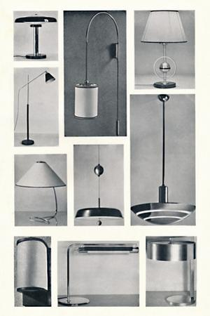 'Lighting', 1938 by Unknown