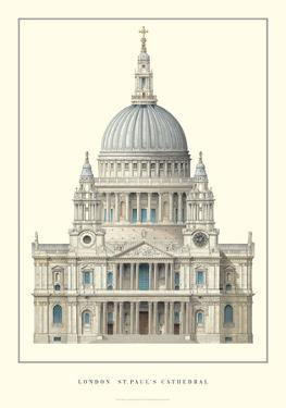 London, St. Paul's Cathedral by Unknown
