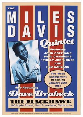 Miles Davis, 1957 by Unknown