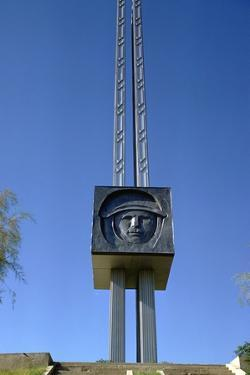 Monument to Yuri Gagarin, mid 20th century by Unknown