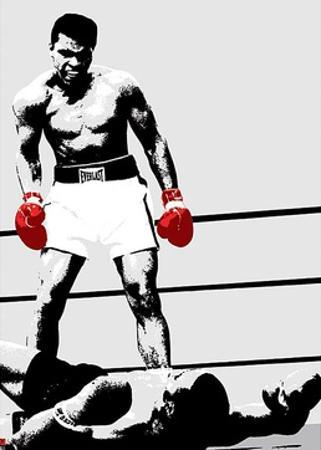 Muhammad Ali (Gloves) by Unknown