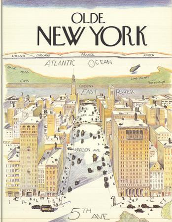 Olde New York by Unknown