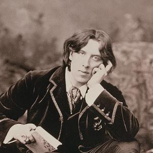 Oscar Wilde, Irish born playwright and wit, 1882 by Unknown