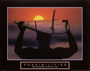 Possibilities – Surfer by Unknown