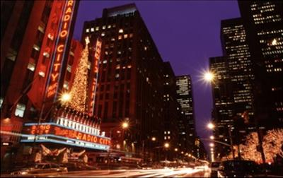 Radio City NYC by Unknown