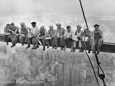 Rockefeller Center, 1932 by Unknown