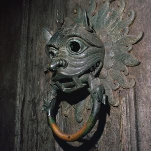 Sanctuary Knocker from Durham Cathedral, 12th century by Unknown