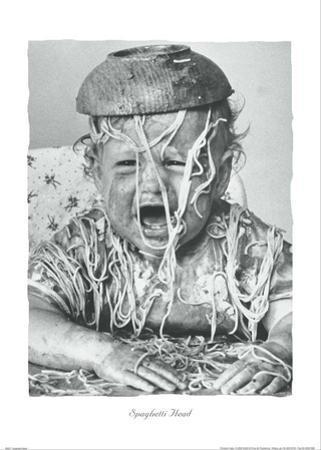 Spaghetti Head by Unknown