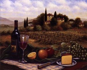 Terrace At Chianti by Unknown